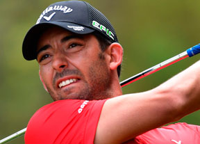 Pablo Larrazabal roza el top ten en China, que da la victoria a Bernd Wiesberger