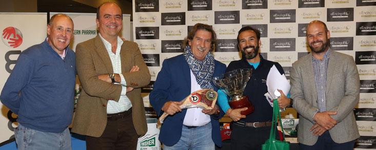 Daniel Bolea se hace con la victoria en la gran final de El Encín