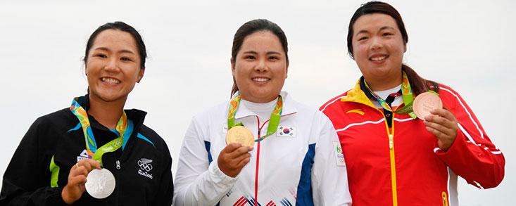 Dominio asiático en los Juegos Olímpicos