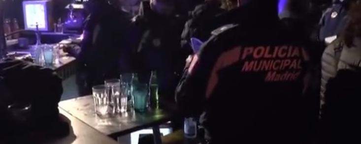 Aumentan las fiestas ilegales en plena pandemia