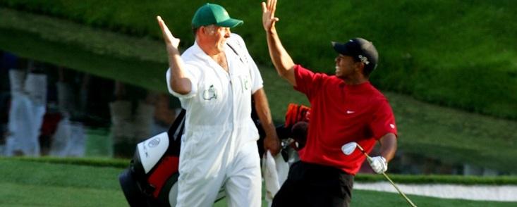 Woods logró el Masters 2019 con el mismo polo que ganó en 2005