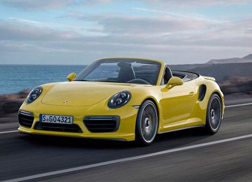 Fiabilidad deportiva con Porsche 911 Turbo y Turbo S