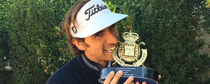 Pedro Oriol confirma su recuperación con victoria en la RSHECC