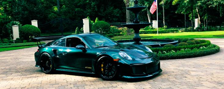 El Porsche GT2RS su 'autorregalo' por ganar el Masters