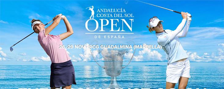 Guadalmina será sede del Andalucía Costa del Sol Open de España Femenino 2020