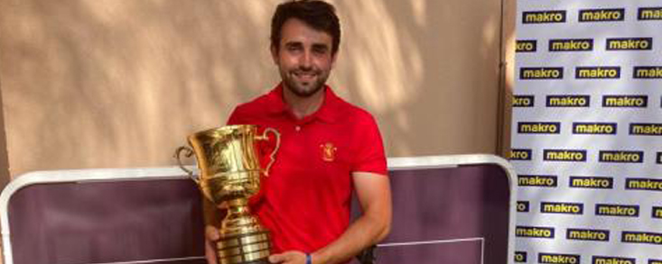 Tercera victoria consecutiva de Juan Postigo
