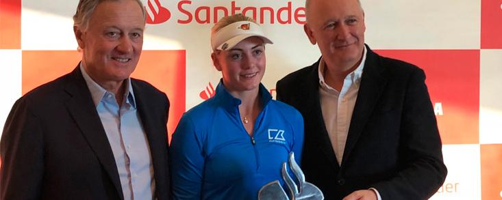 Julia Engstrom triunfa en la final del LETAS de El Prat