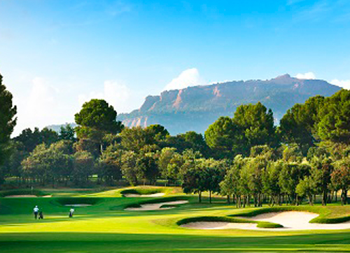 El Real Club de Golf El Prat acogerá el último torneo de la temporada del Letas