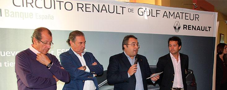 El Real de Sevilla ofreció su mejor cara en la prueba del Circuito Renault