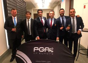 La PGA España, galardonada en Europa