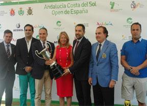 El mejor golf europeo en Andalucía