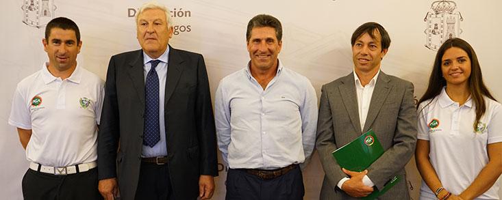 Burgos, amurallado de golf con el XXX Campeonato de España PGA