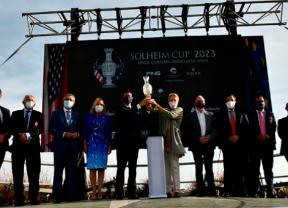 La Solheim Cup 2023 se presenta en Puerto Banús como una oportunidad única para España gracias a su enorme repercusión