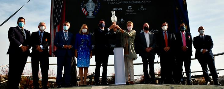 La Solheim Cup 2023 se presenta a lo grande en Puerto Banús