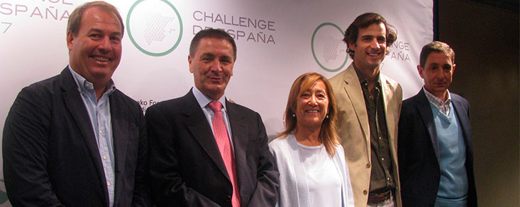 Álava, capital del golf de la Europa continental con el Challenge de España