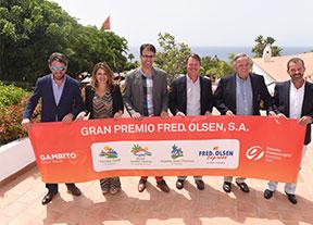 Tecina sigue apostando por el golf profesional con el Gran Premio Fred Olsen