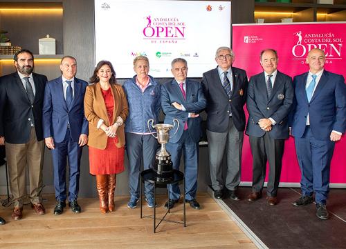 El ranking del Ladies European Tour pasa a llamarse Race to Costa del Sol
