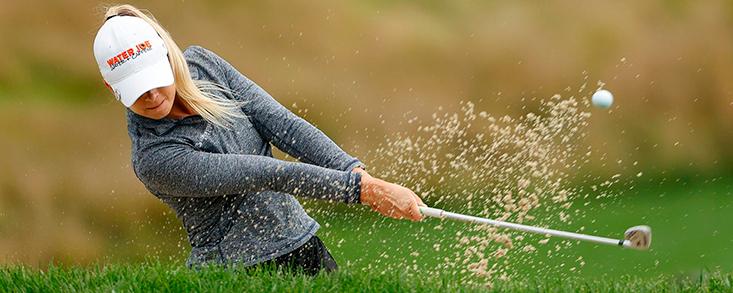 Anna Nordqvist busca su tercera victoria en el Shoprite LPGA Classic