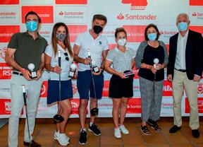 El equipo de Almudena Blanco firma un espectacular -35
