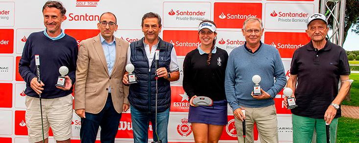 El equipo de Fátima González Carriles gana el Pro-Am de Burgos