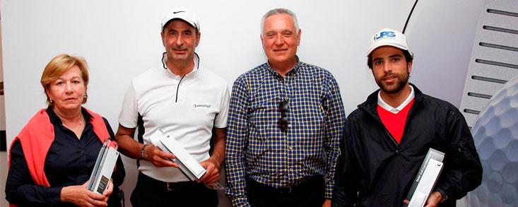 Más de 200 jugadores se dieron cita en Foressos Golf