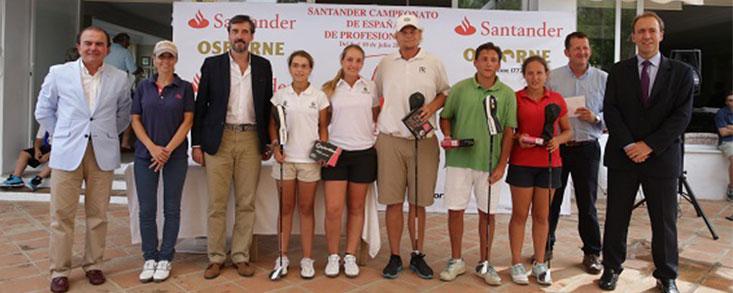 Todo a punto para el Santander Campeonato de España Femenino