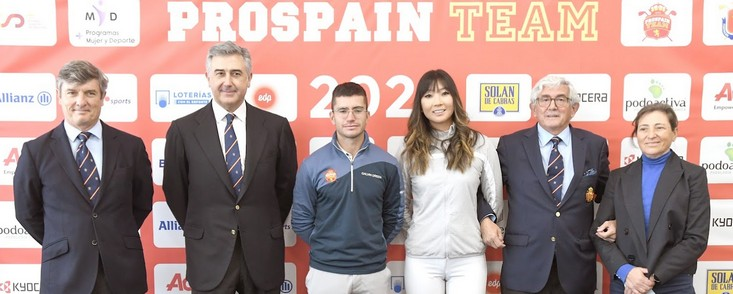 El Pro Spain Team celebra su décimo aniversario con 21 integrantes y 360.000 euros de presupuesto