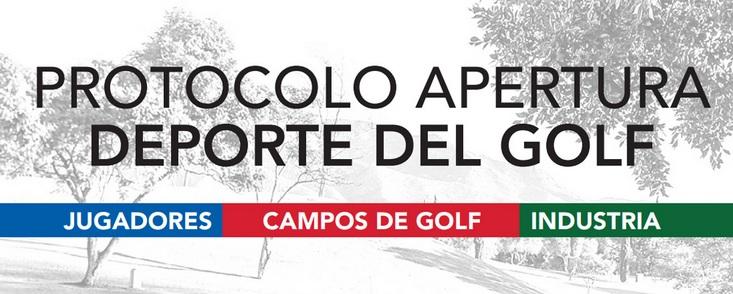 El Protocolo de Apertura del Deporte del Golf preparado para el día 0