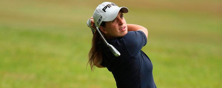 Patricia Sanz termina en el puesto 40