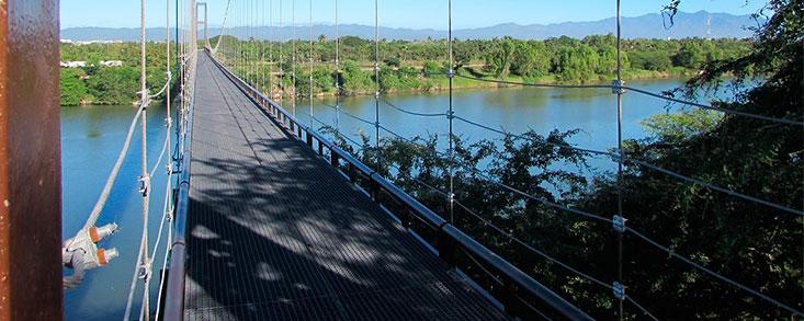 El puente para carritos de golf más largo del mundo