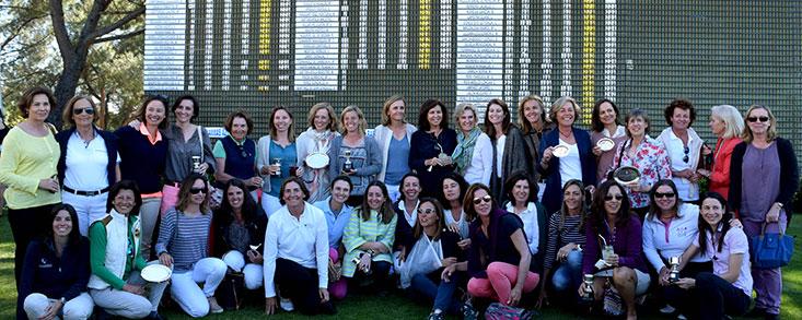 Cien años del Campeonato Individual Femenino en Puerta de Hierro