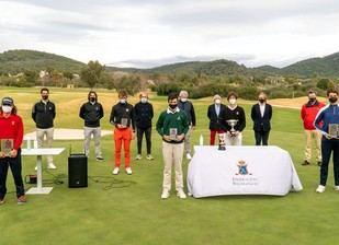 Gran victoria de Jaime Montojo en Pula Golf