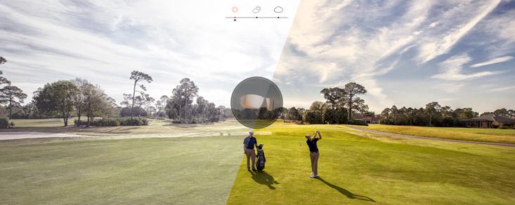 La mejor opción de gafas deportivas para jugar al golf