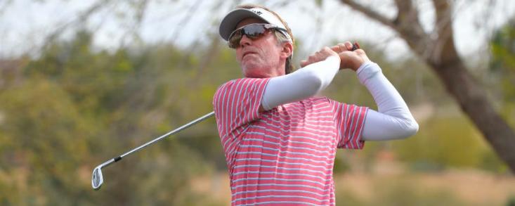 Brett Quigley lidera el Cologuard Classic