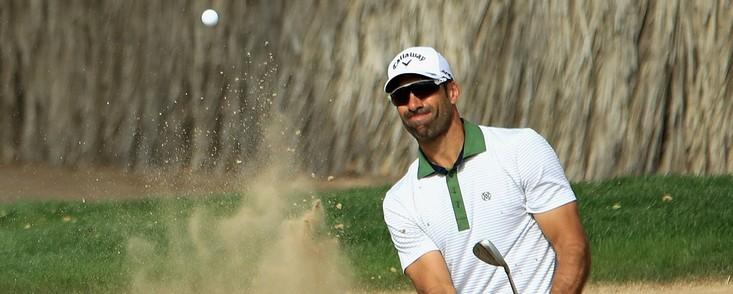 Quirós se une a la fiesta del golf español con -11 y a un golpe de la cabeza