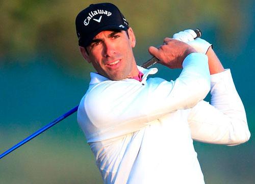 Quirós: 'He jugado al golf y ha salido'
