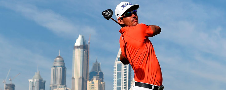 Rafa Cabrera Bello no descansa en Dubai