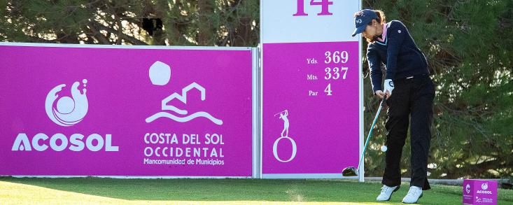 Costa del Sol patrocina el Orden de Mérito del Ladies European Tour