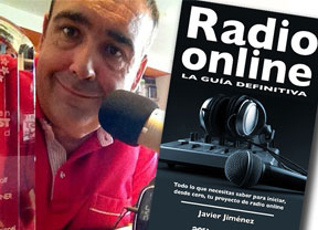 """Javier Jiménez publica """"Radio Online, la guía definitiva"""