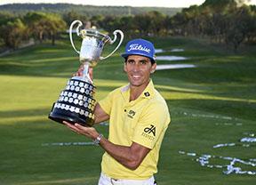 Rafa Cabrera Bello suma su cuarta victoria europea en el CCVM