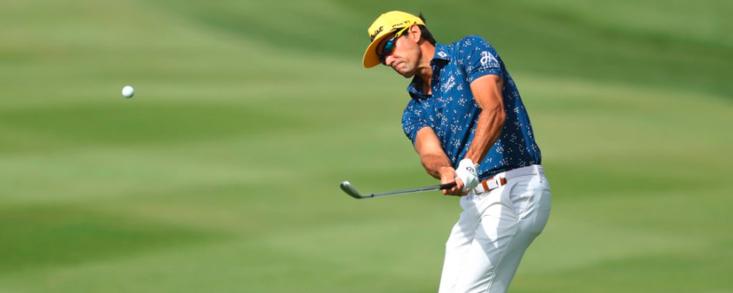 Rafa Cabrera Bello anfitrión del el torneo en Meloneras Golf