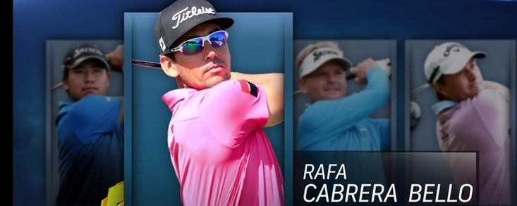 Rafa Cabrera Bello empata con Soren Kdjeldsen, se mete en octavos, y ya sueña con el Masters de Augusta