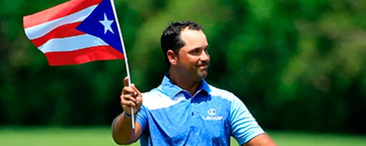 Puerto Rico se apoya en el golf tras la catástrofe del huracán María