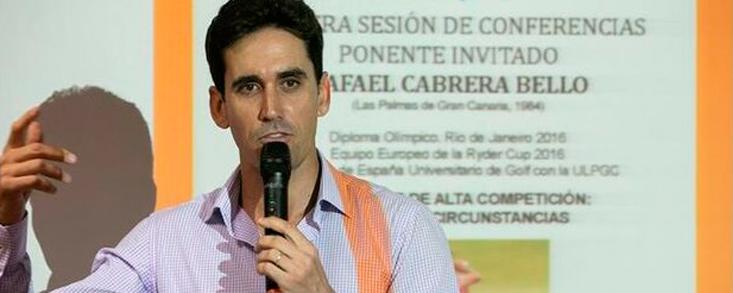 Clase magistral de Rafa Cabrera Bello