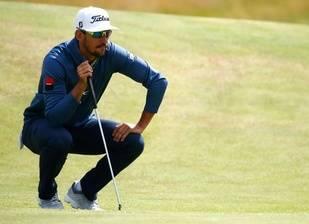 'Rafa Cabrera: 'Ha sido el mejor día de golf de mi vida'