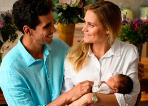 Rafa Cabrera Bello y Sofía Lundstedt ya son padres