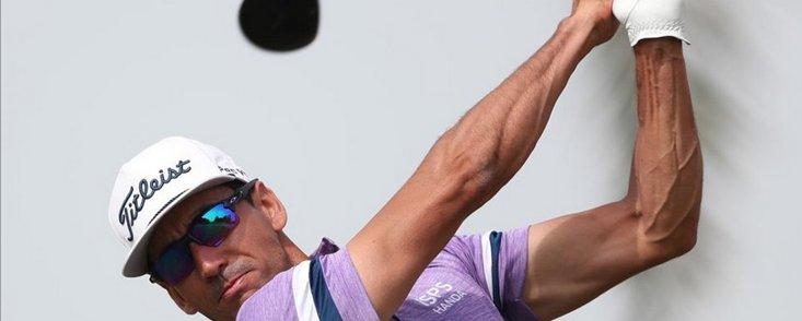 Rafa Cabrera Bello arranca su cuarta semana consecutiva en el PGA Tour con rivales de peso en Detroit