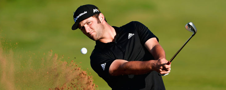 Jon Rahm debuta en The Open con 74