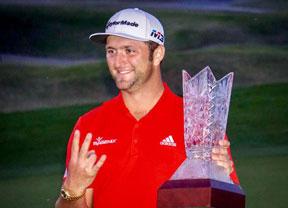 Una semana histórica para el golf español
