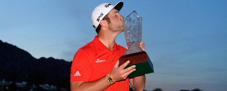 Rahm consigue su segundo título en el PGA Tour trás cuatro hoyos de Play-off